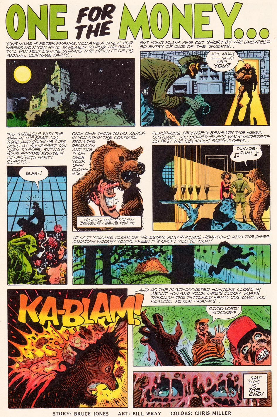 Read online Twisted Tales (1982) comic -  Issue #10 - 6