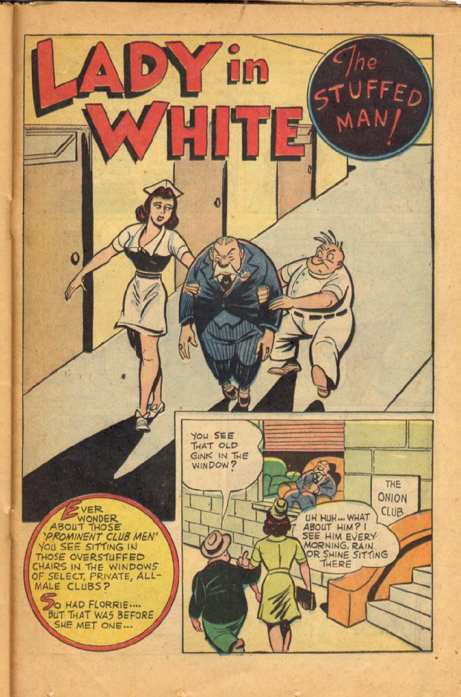 Read online Super-Magician Comics comic -  Issue #52 - 32