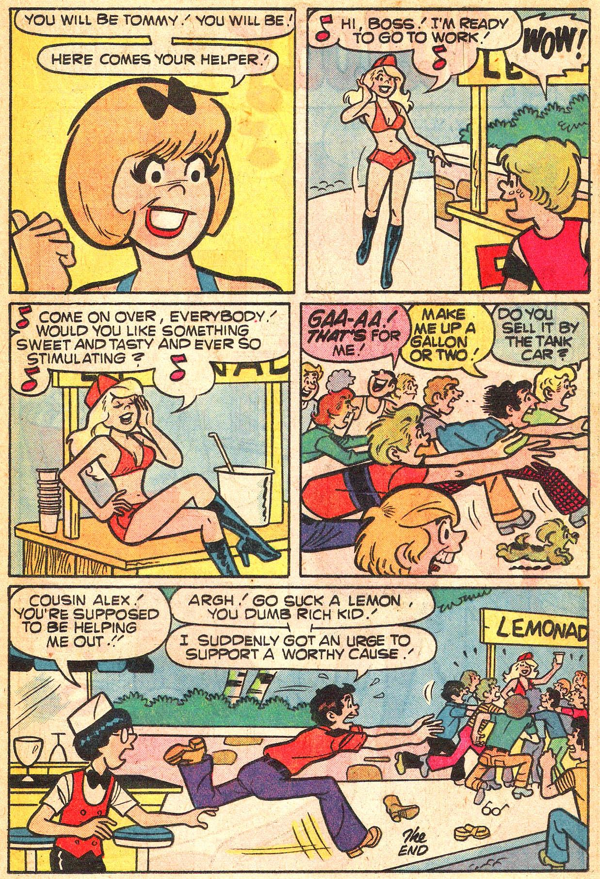 Read online She's Josie comic -  Issue #96 - 17