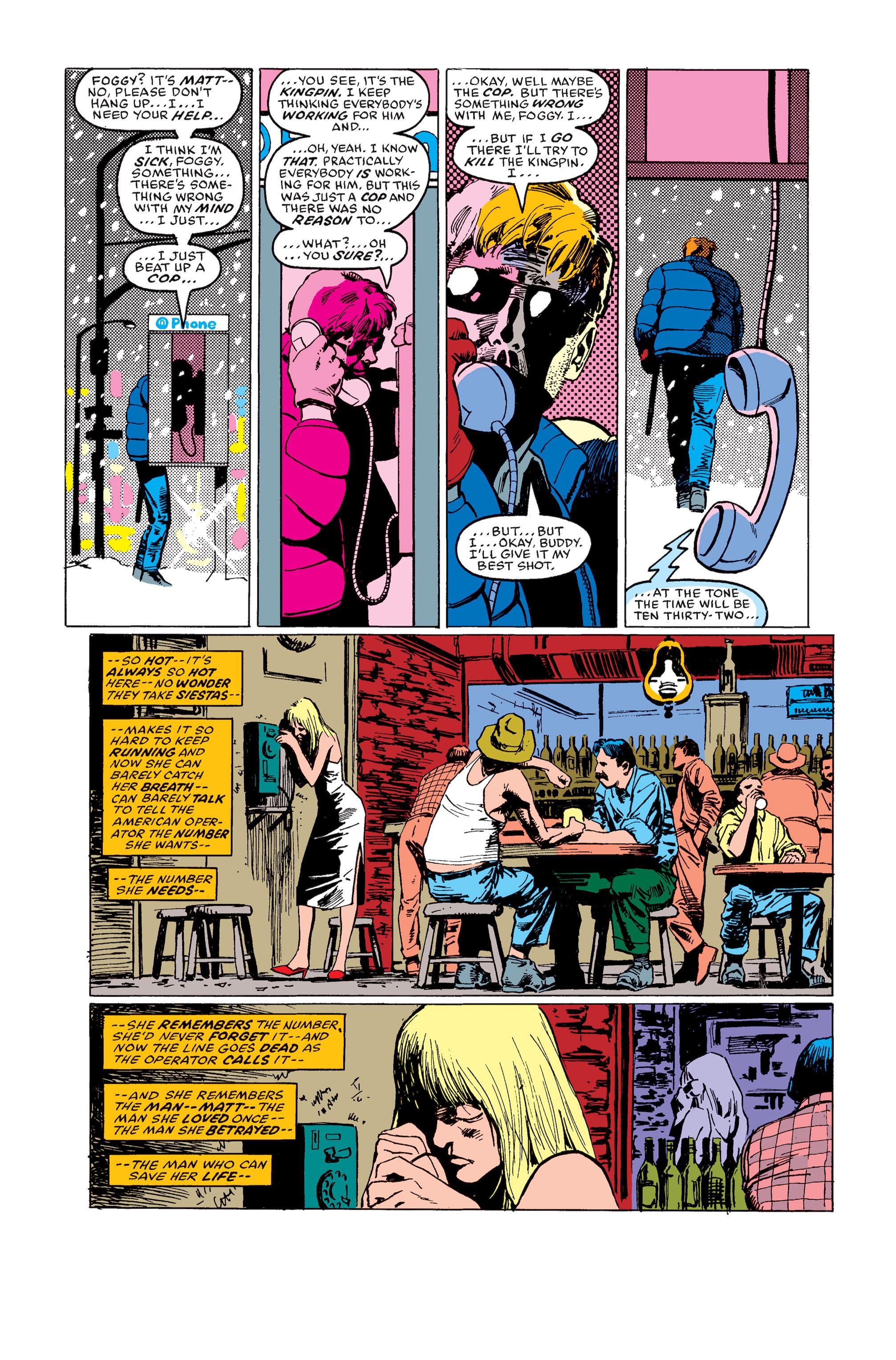Read online Daredevil: Born Again comic -  Issue # Full - 67