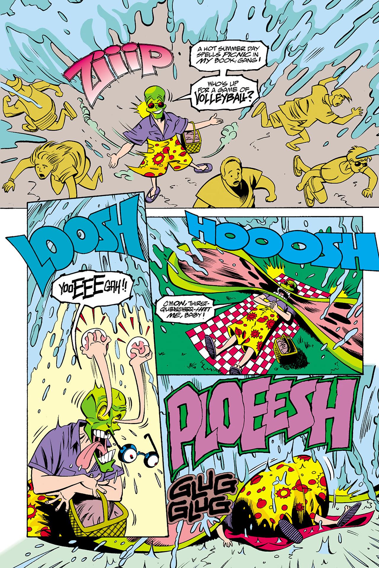 Read online Adventures Of The Mask Omnibus comic -  Issue #Adventures Of The Mask Omnibus Full - 242