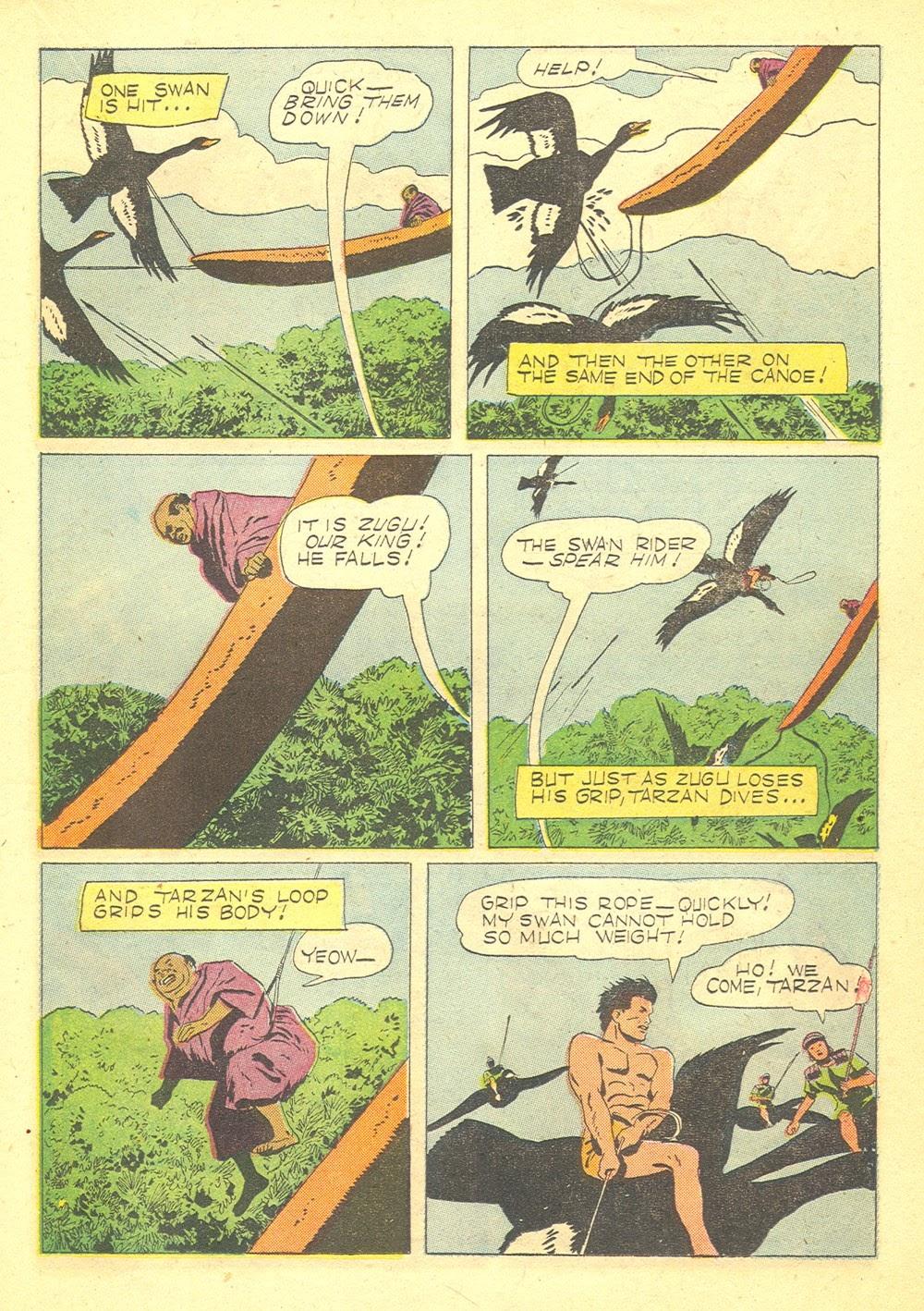 Tarzan (1948) issue 70 - Page 15