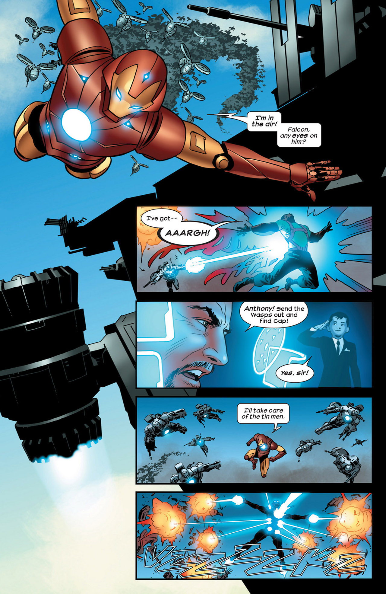 Read online Ultimate Comics Ultimates comic -  Issue #17 - 17