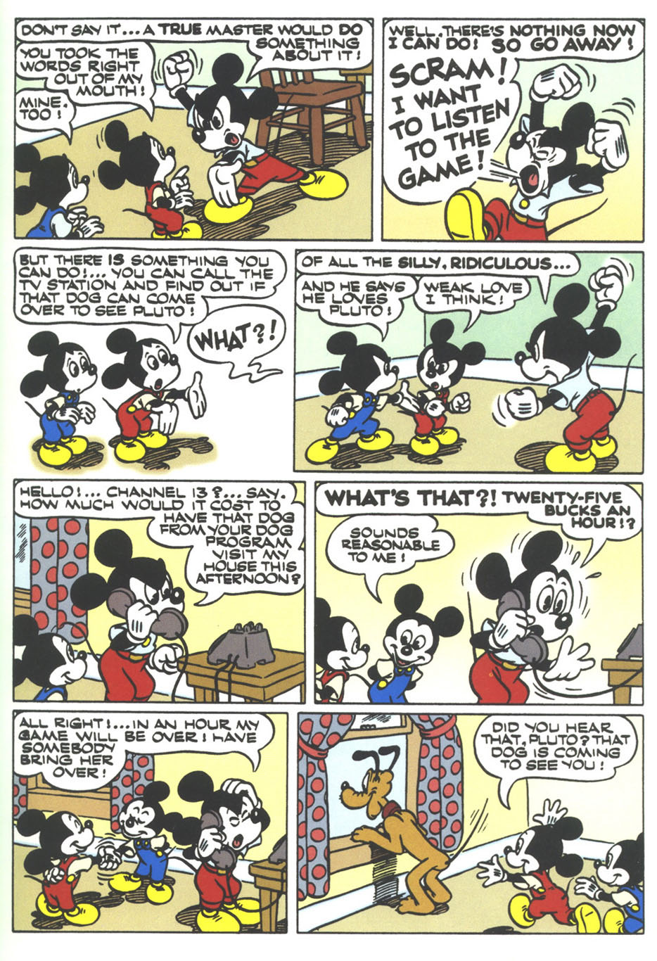 Walt Disney's Comics and Stories issue 611 - Page 51