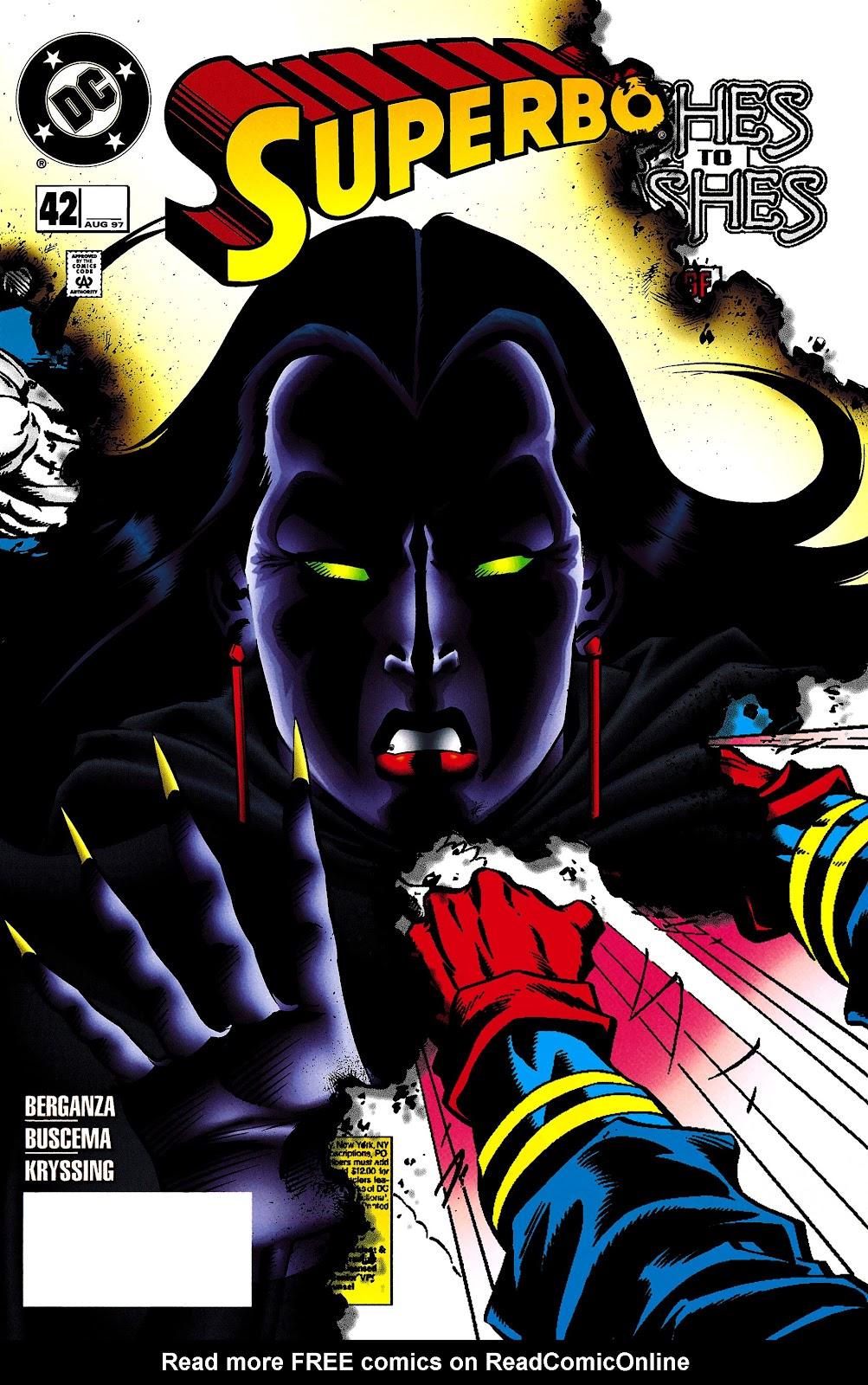 Superboy (1994) 42 Page 1