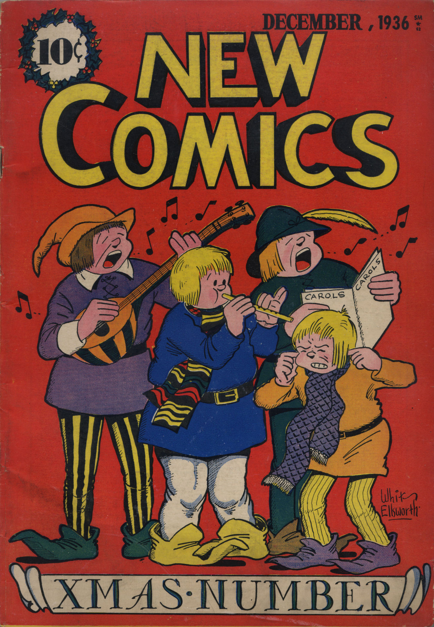 Read online Adventure Comics (1938) comic -  Issue #11 - 2