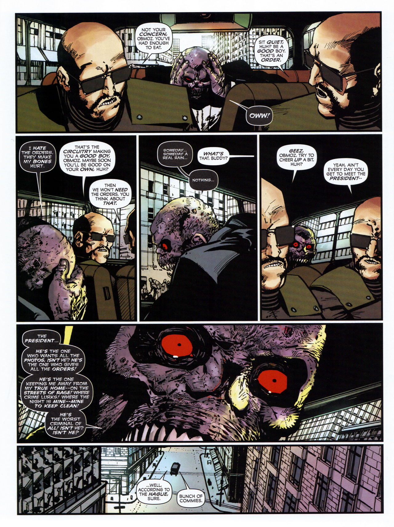 Read online 2000 AD comic -  Issue #1746 - 103