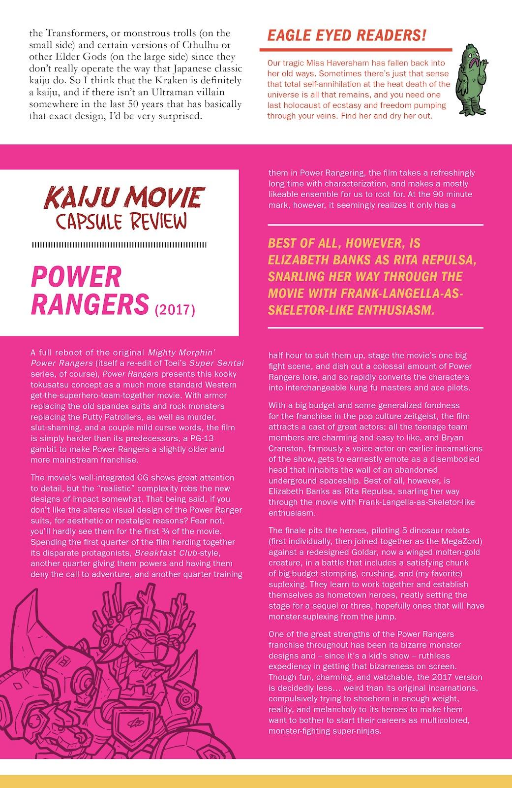 Read online Kaijumax: Season Four comic -  Issue #5 - 26