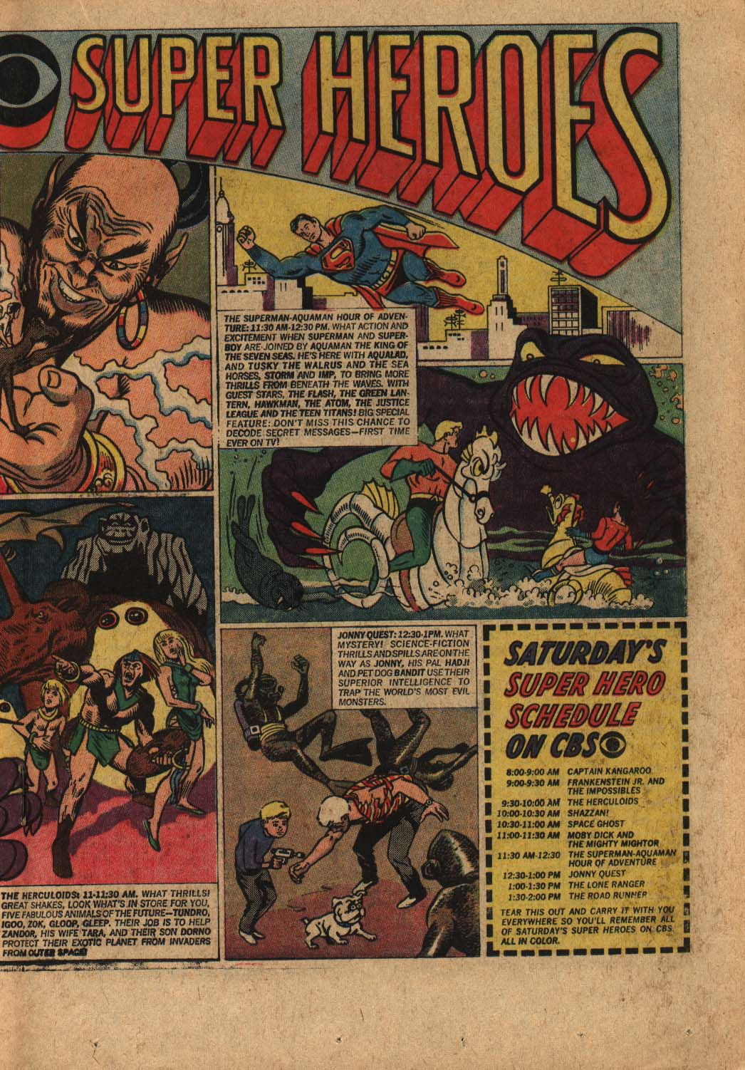 Read online Adventure Comics (1938) comic -  Issue #361 - 20