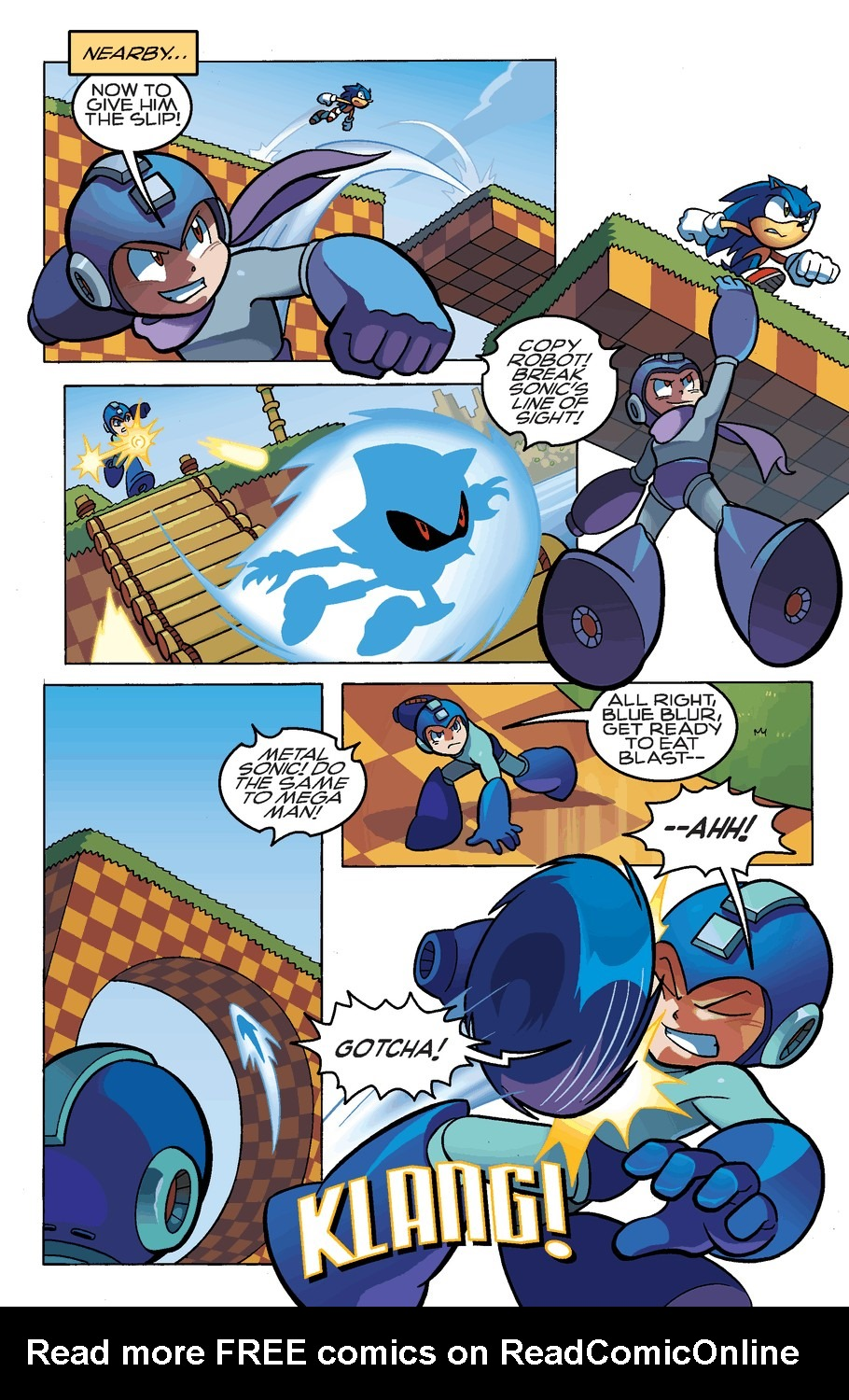 Read online Sonic Universe comic -  Issue #51 - 20
