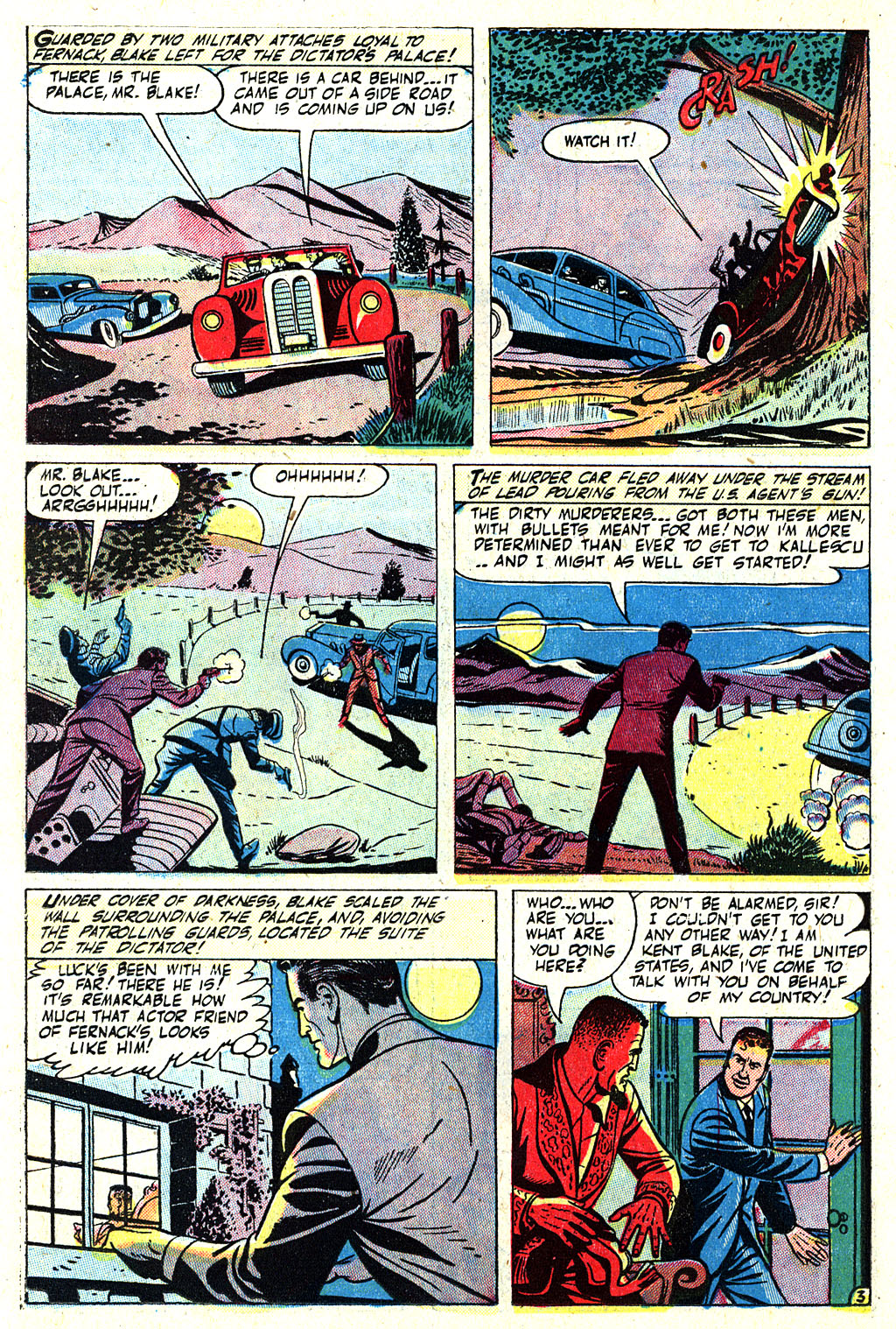 Kent Blake of the Secret Service issue 5 - Page 14