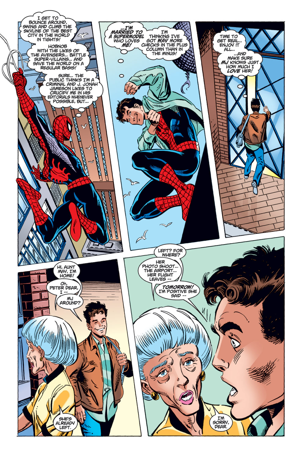 The Amazing Spider-Man (1999) 13 Page 6