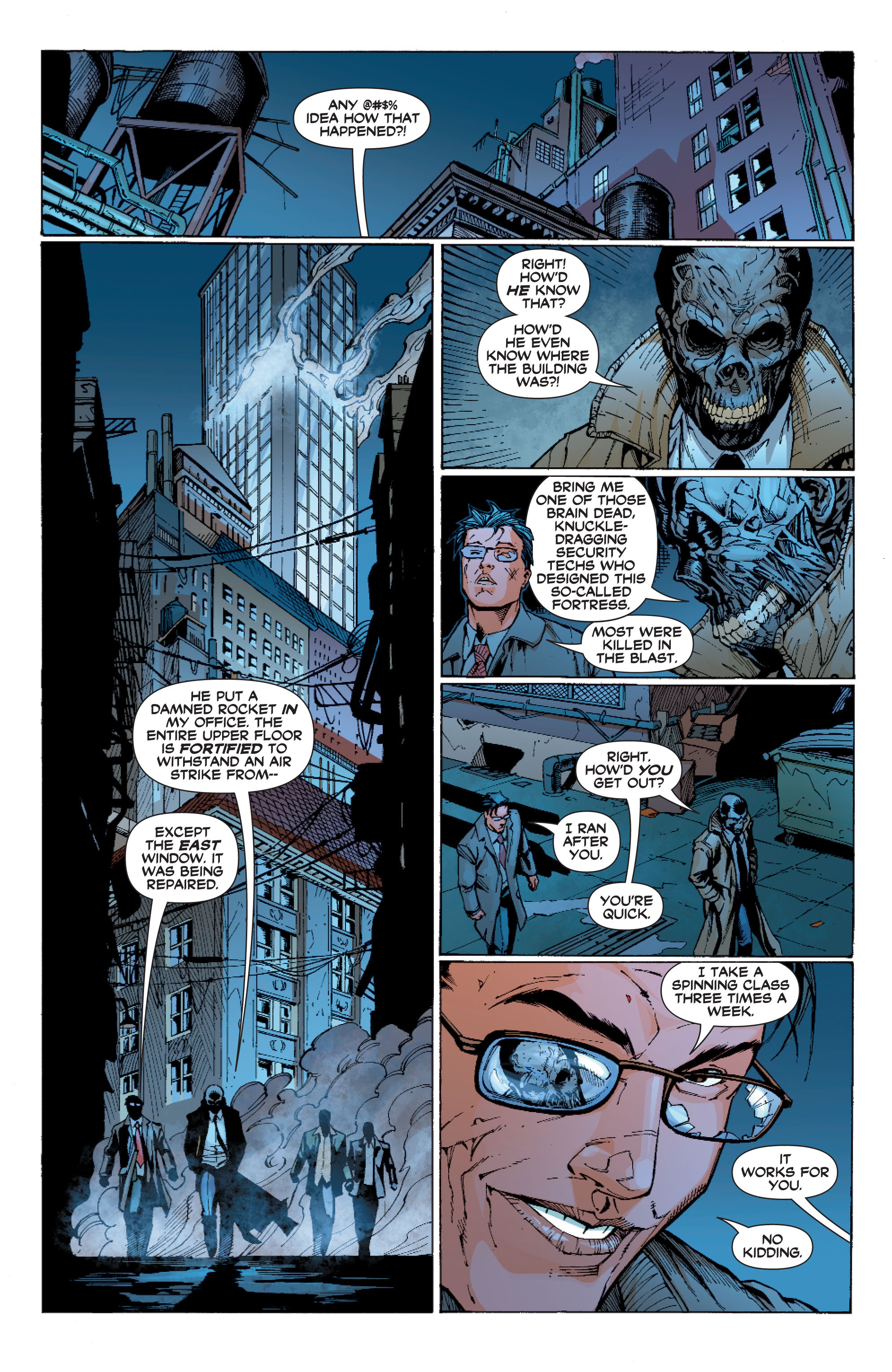 Read online Batman: Under The Red Hood comic -  Issue # Full - 215