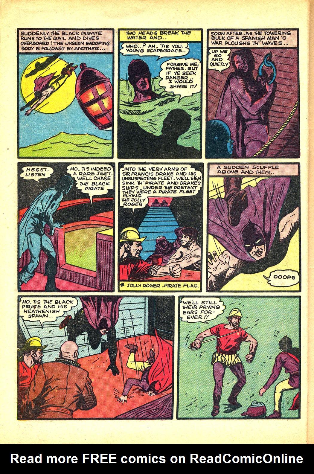 Read online Sensation (Mystery) Comics comic -  Issue #8 - 20