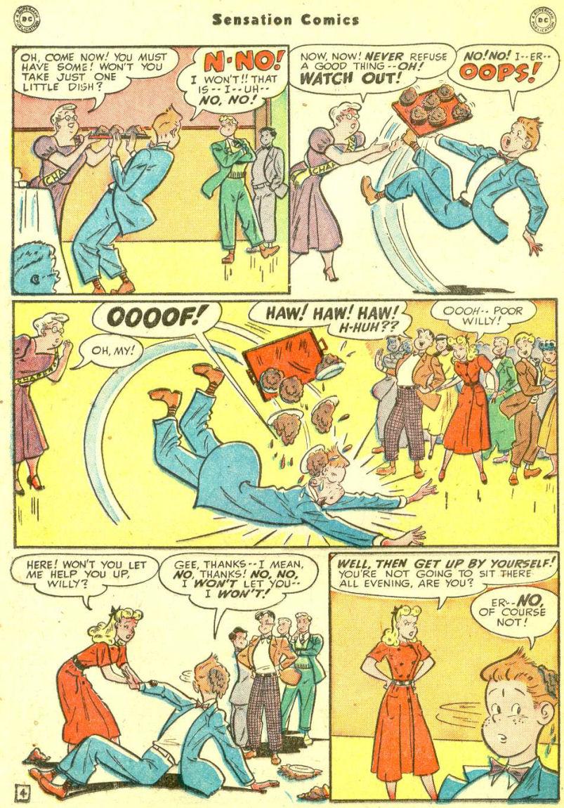 Read online Sensation (Mystery) Comics comic -  Issue #87 - 28