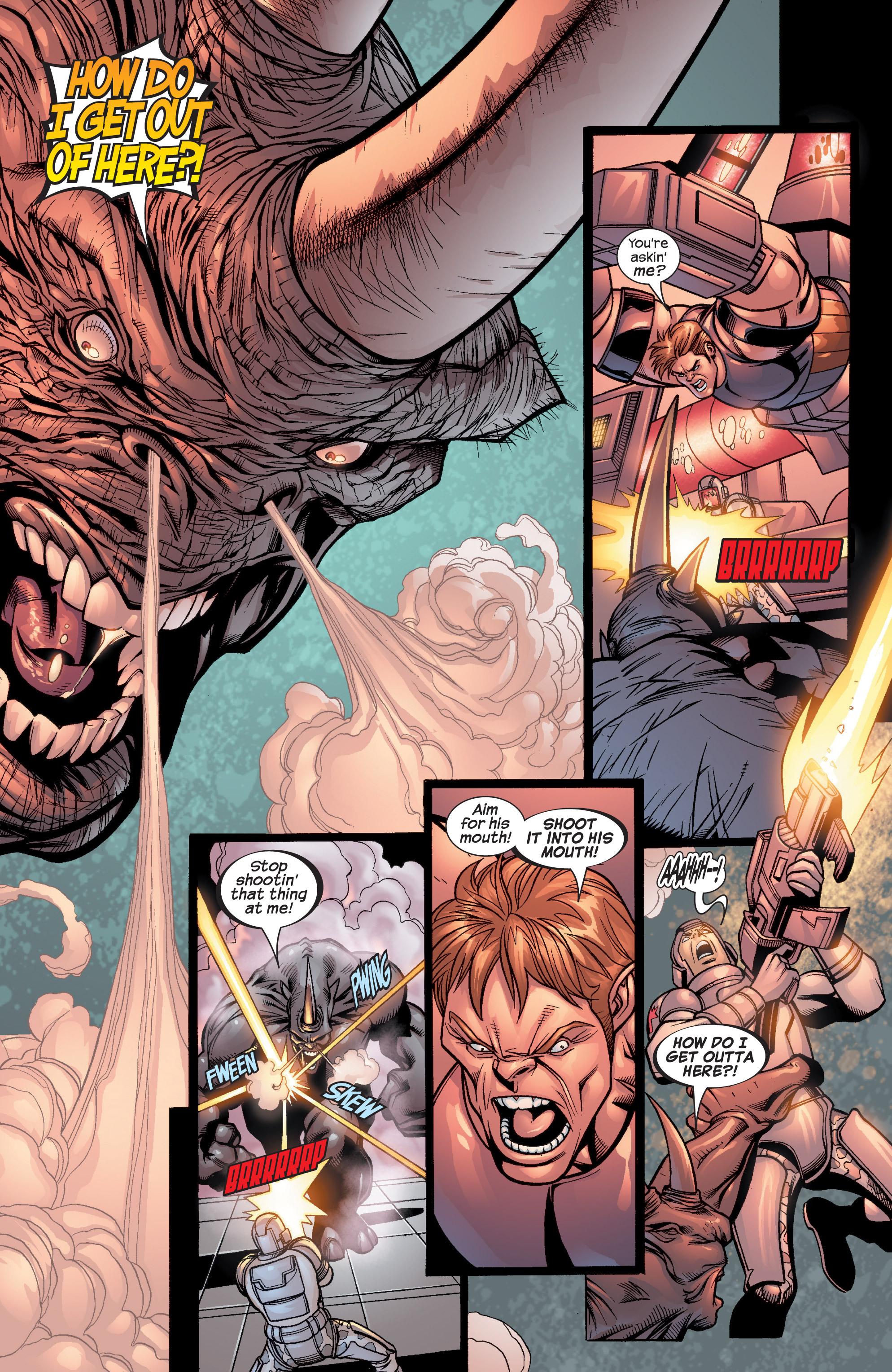 Read online Uncanny X-Men (1963) comic -  Issue #435 - 11