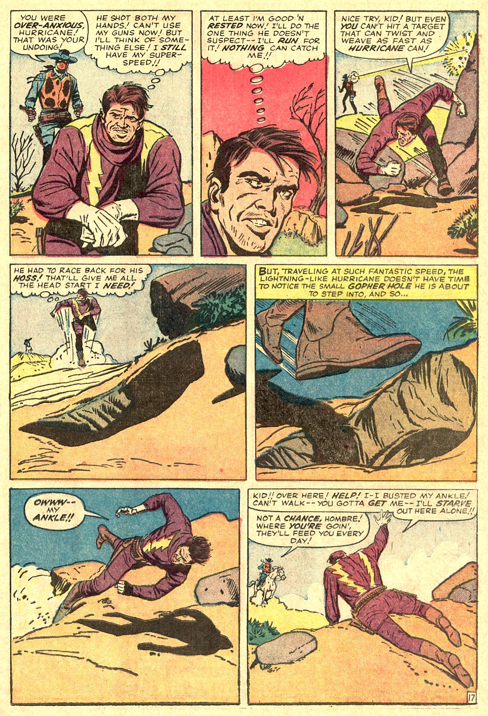 Read online Two-Gun Kid comic -  Issue #70 - 23