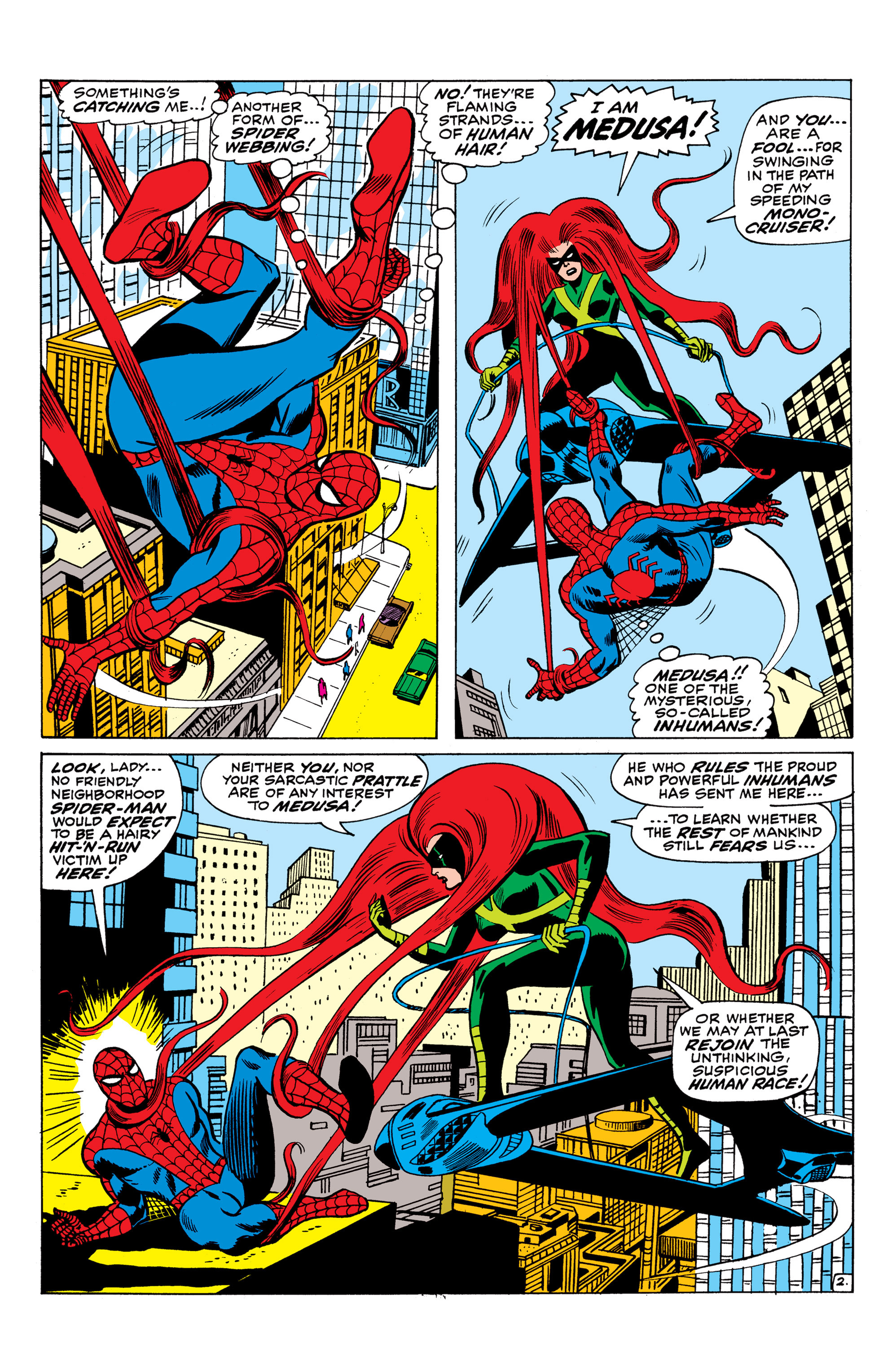 The Amazing Spider-Man (1963) 62 Page 2