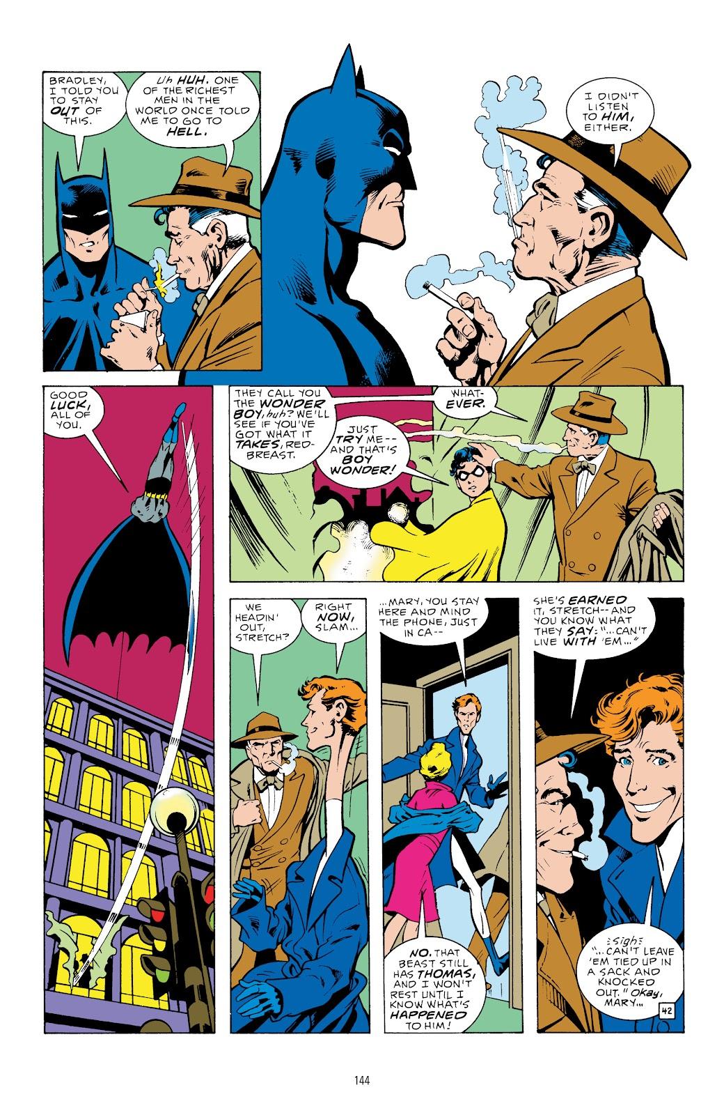 Read online Detective Comics (1937) comic -  Issue # _TPB Batman - The Dark Knight Detective 1 (Part 2) - 44