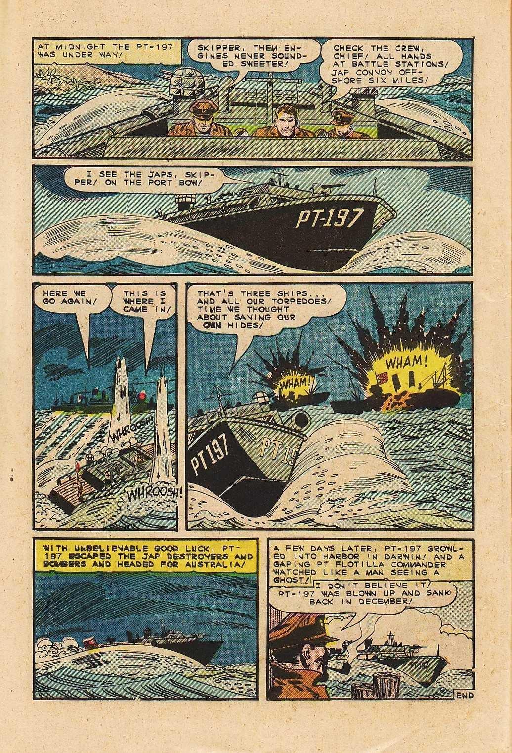 Read online Fightin' Navy comic -  Issue #121 - 10
