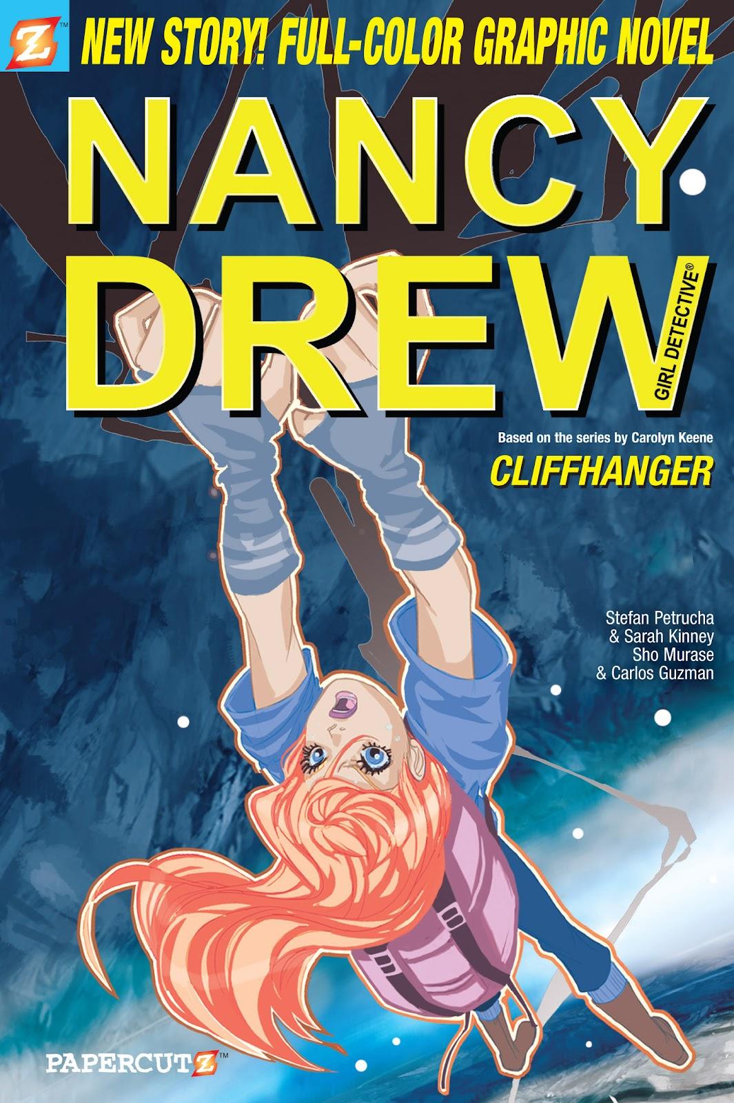 Read online Nancy Drew comic -  Issue #19 - 1