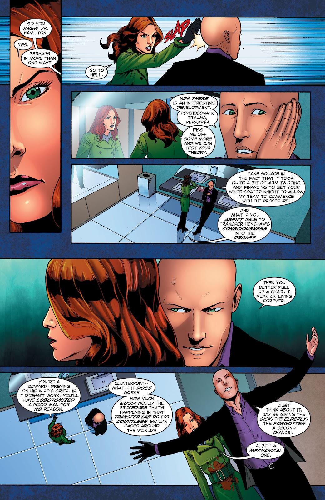 Read online Smallville Season 11 [II] comic -  Issue # TPB 1 - 96