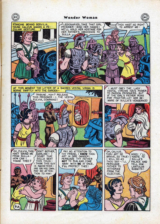 Read online Wonder Woman (1942) comic -  Issue #17 - 11