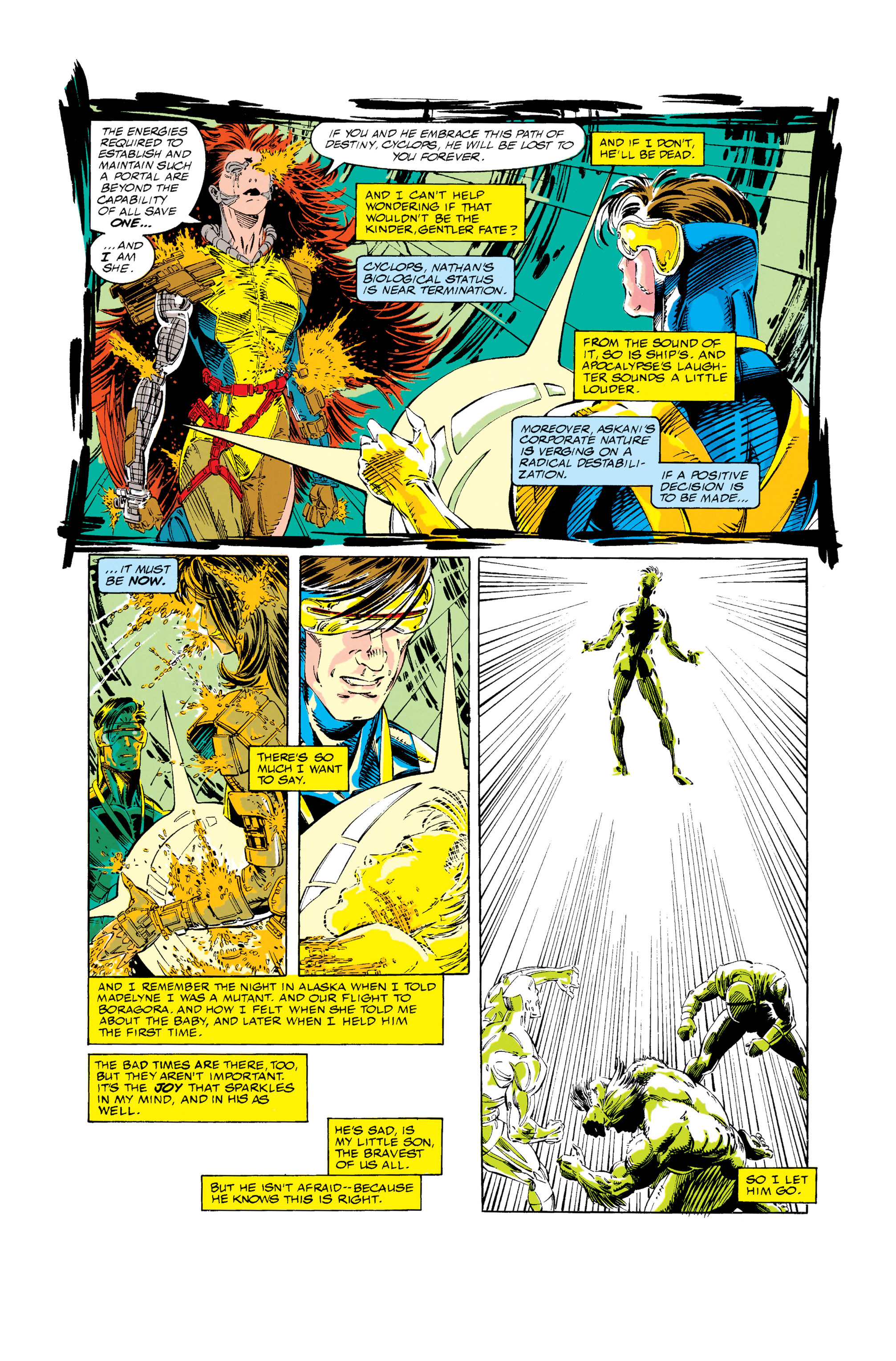 Read online X-Factor (1986) comic -  Issue #68 - 21