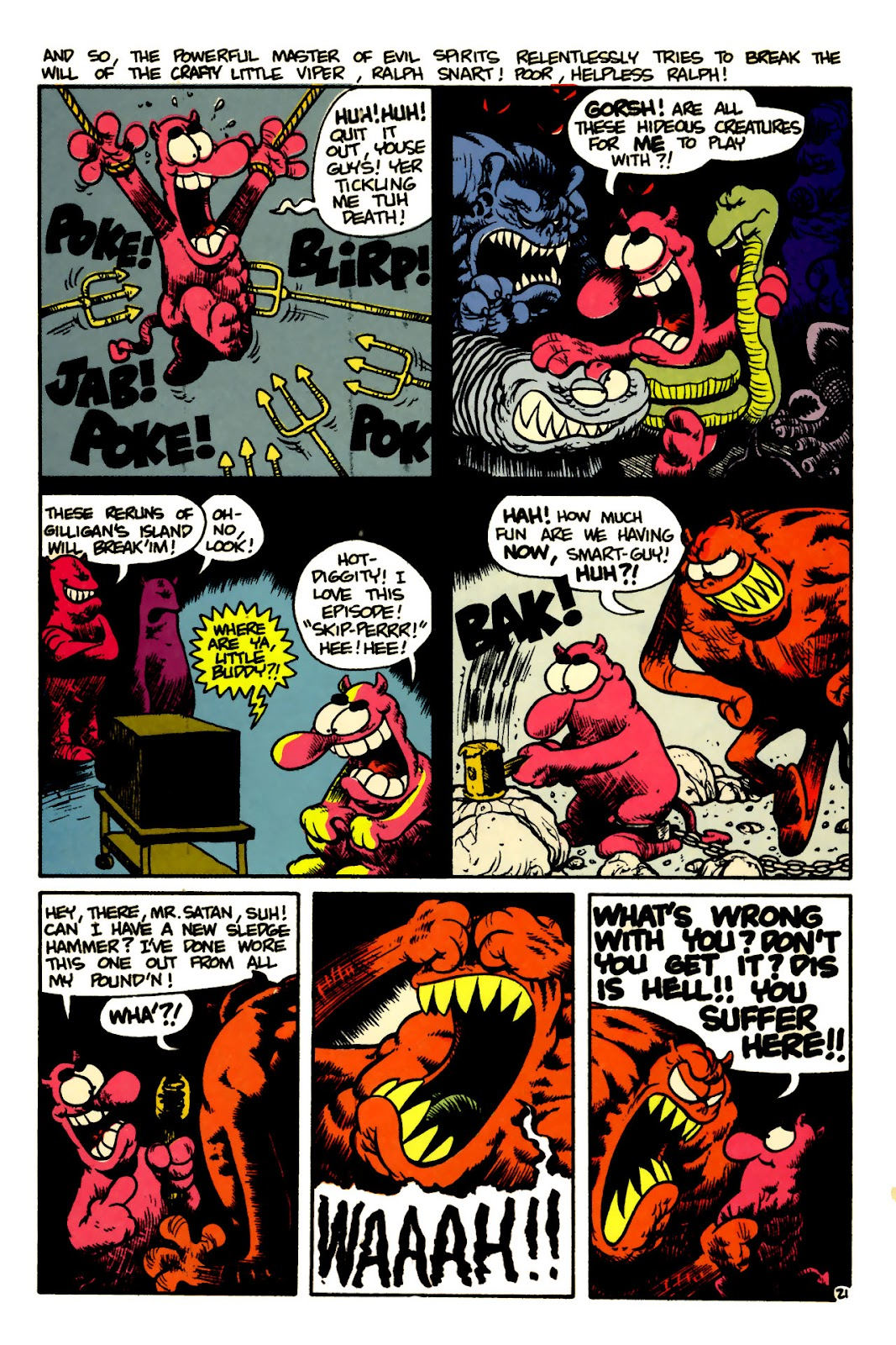 Ralph Snart Adventures (1988) issue 5 - Page 24