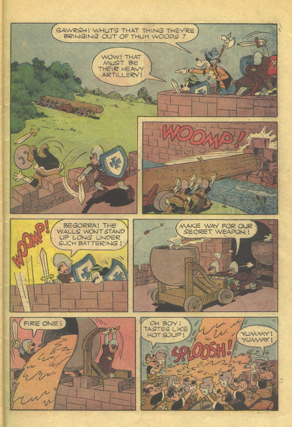 Walt Disney's Comics and Stories issue 352 - Page 27