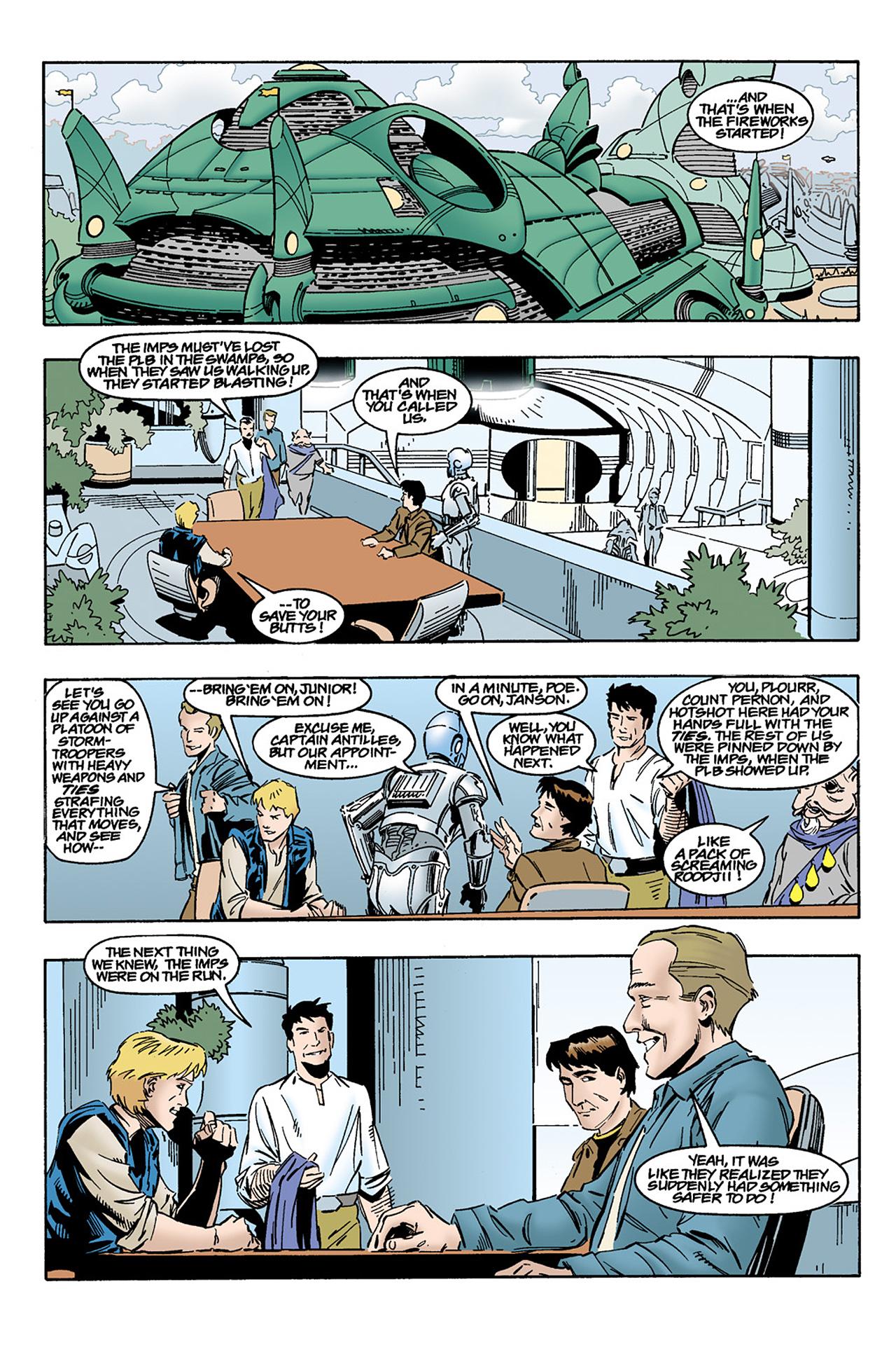 Read online Star Wars Omnibus comic -  Issue # Vol. 2 - 169