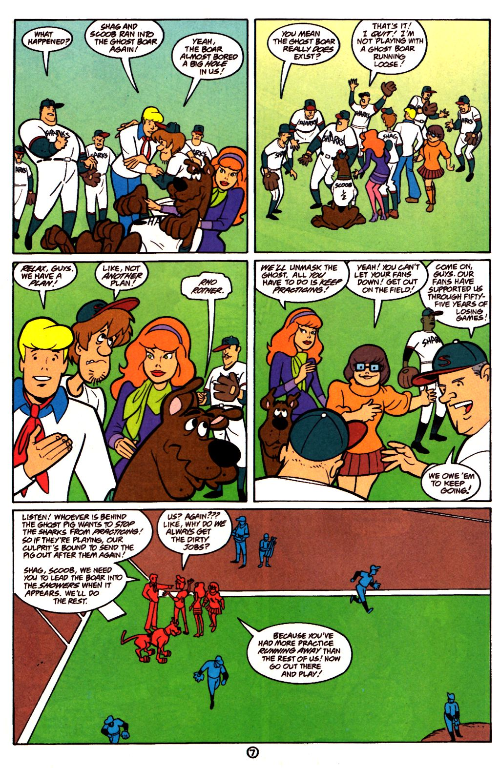 Read online Scooby-Doo (1997) comic -  Issue #22 - 20