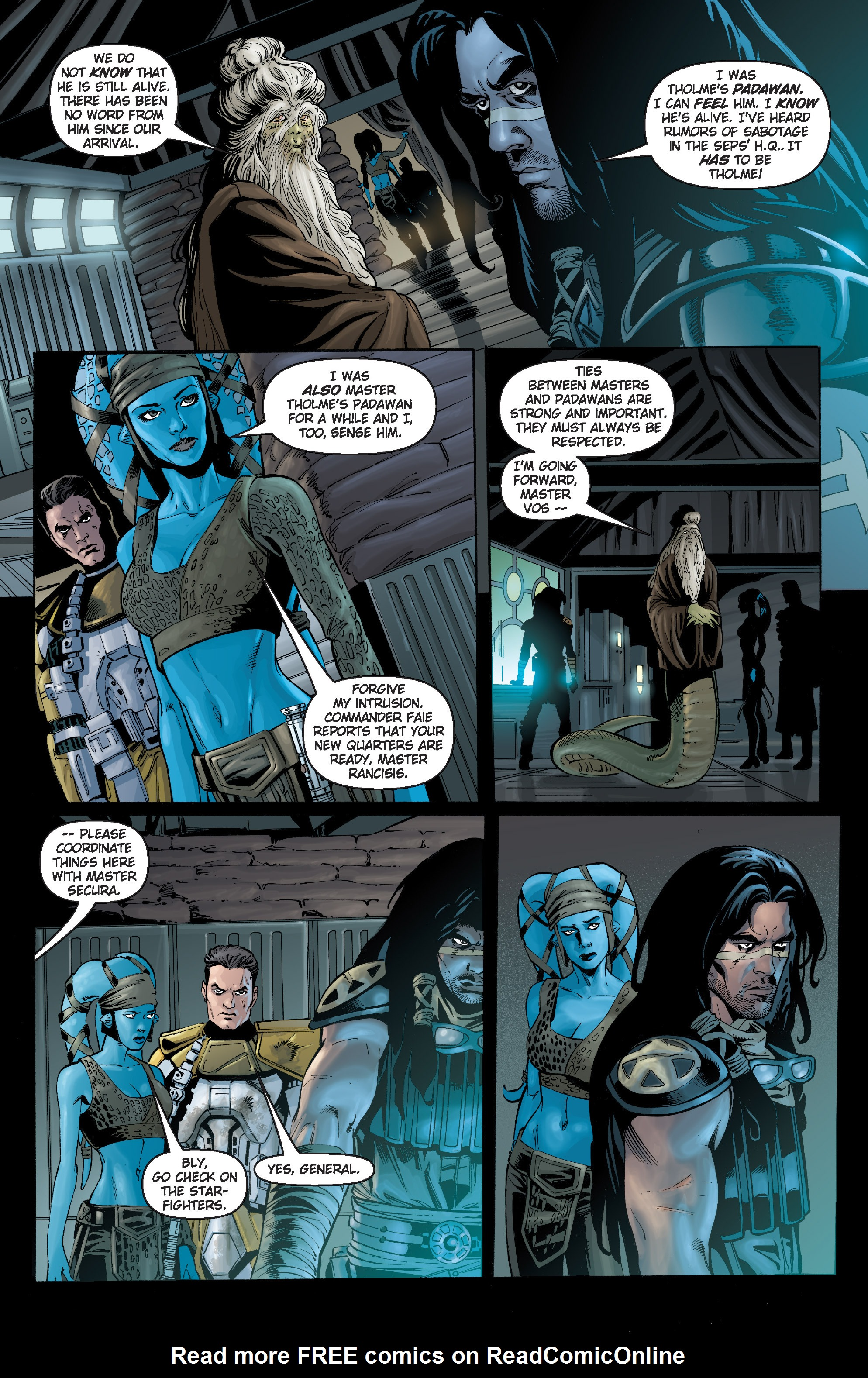 Read online Star Wars Omnibus comic -  Issue # Vol. 26 - 273