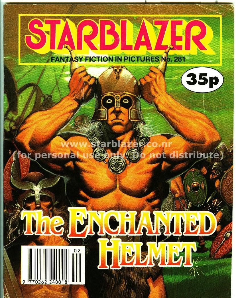 Starblazer issue 281 - Page 2