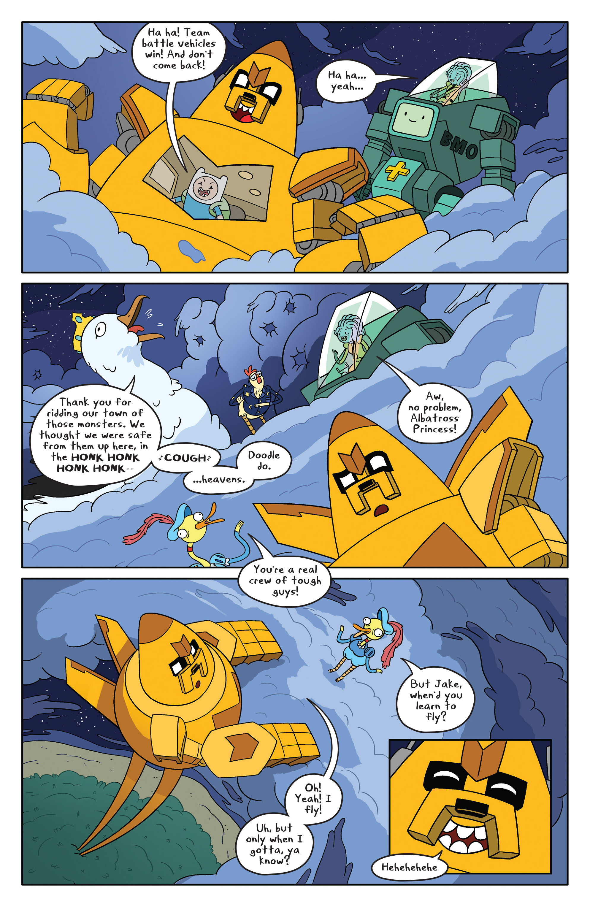 Adventure Time 47 Page 5