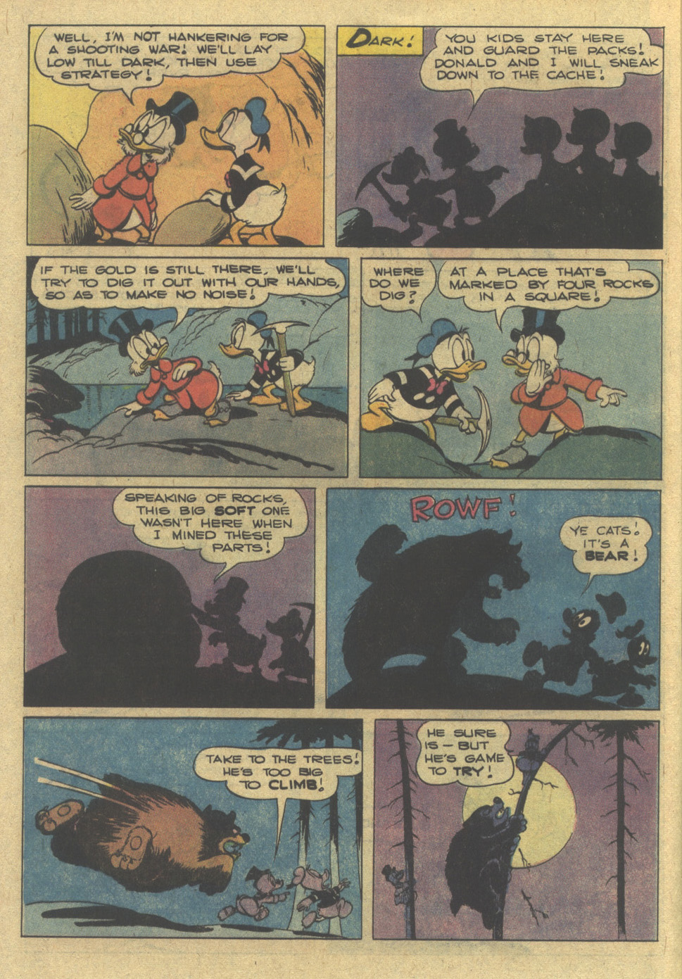 Read online Uncle Scrooge (1953) comic -  Issue #142 - 16