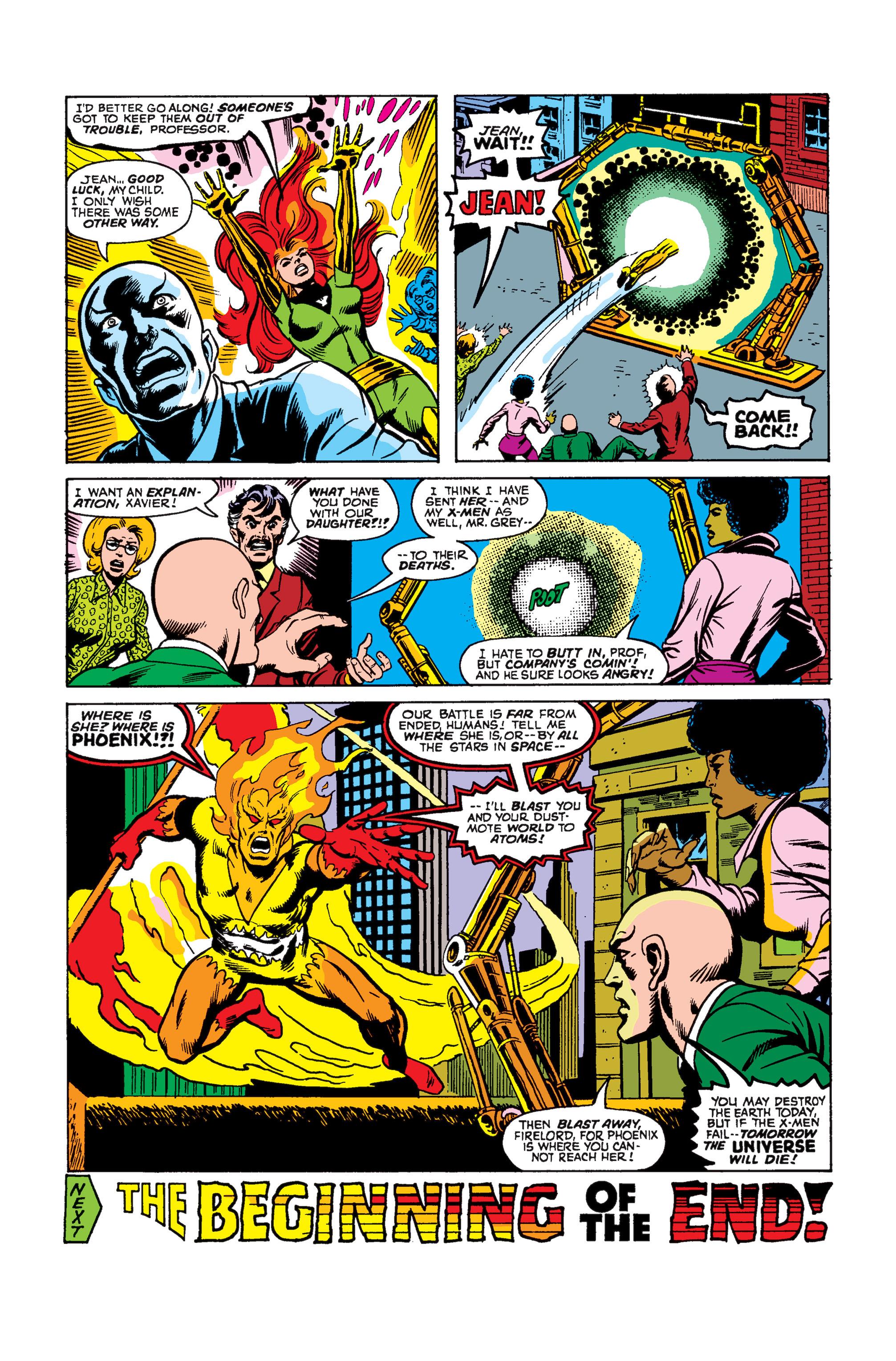 Read online Uncanny X-Men (1963) comic -  Issue #105 - 17