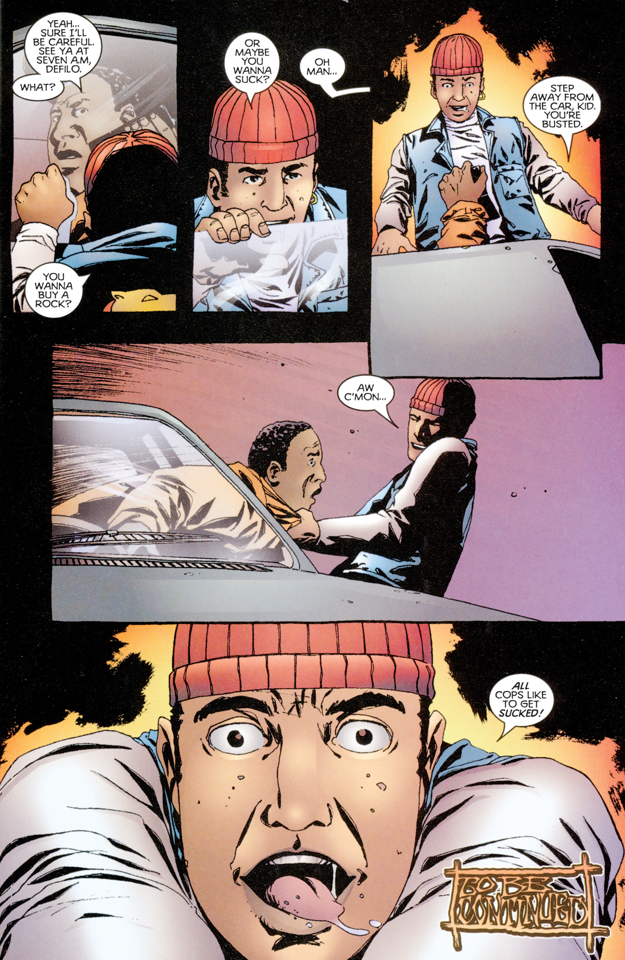 Read online Shadowman (1997) comic -  Issue #9 - 22