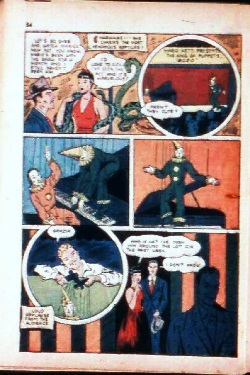 Read online Super-Magician Comics comic -  Issue #17 - 53