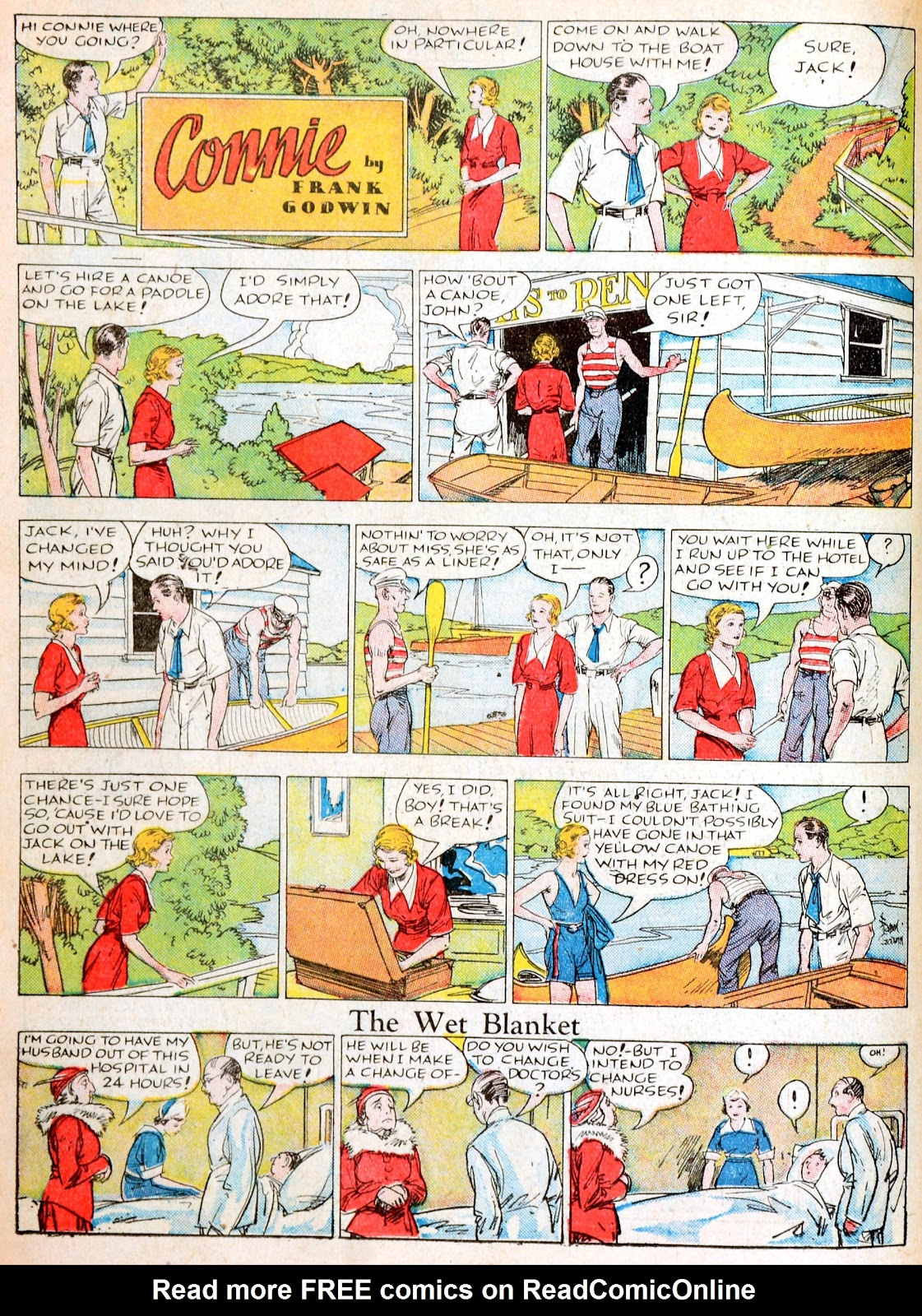 Read online Famous Funnies comic -  Issue #38 - 34