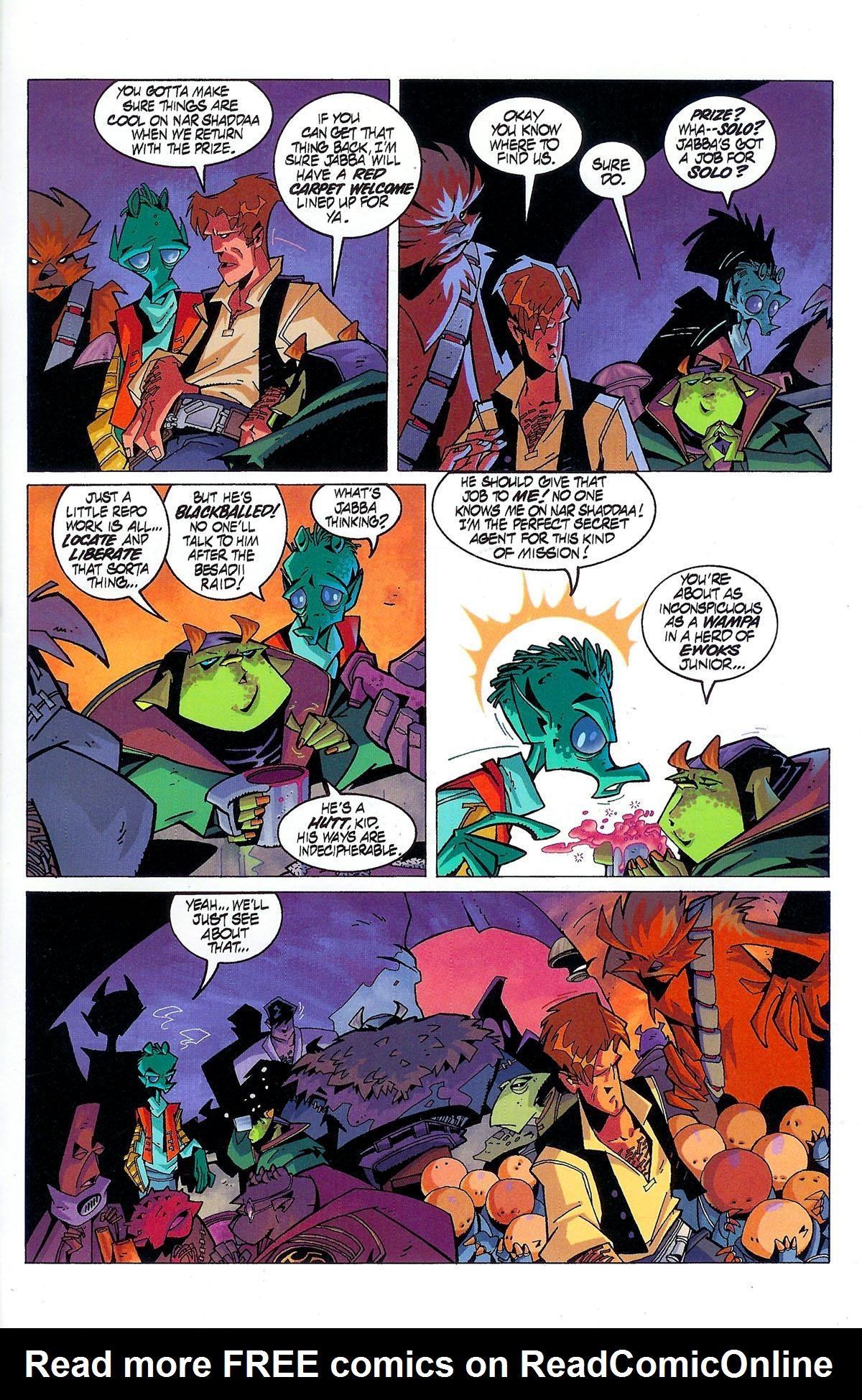Read online Star Wars Omnibus comic -  Issue # Vol. 12 - 118