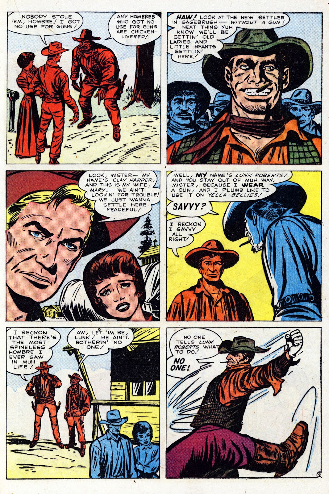 The Rawhide Kid (1955) issue 24 - Page 21