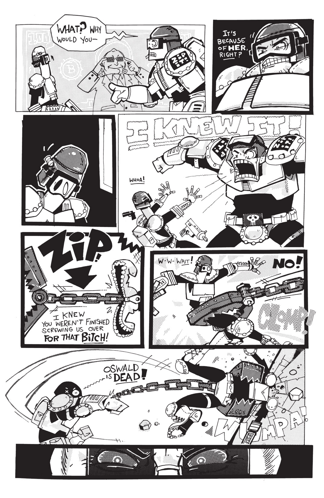 Read online Scud: The Disposable Assassin: The Whole Shebang comic -  Issue # TPB (Part 4) - 62