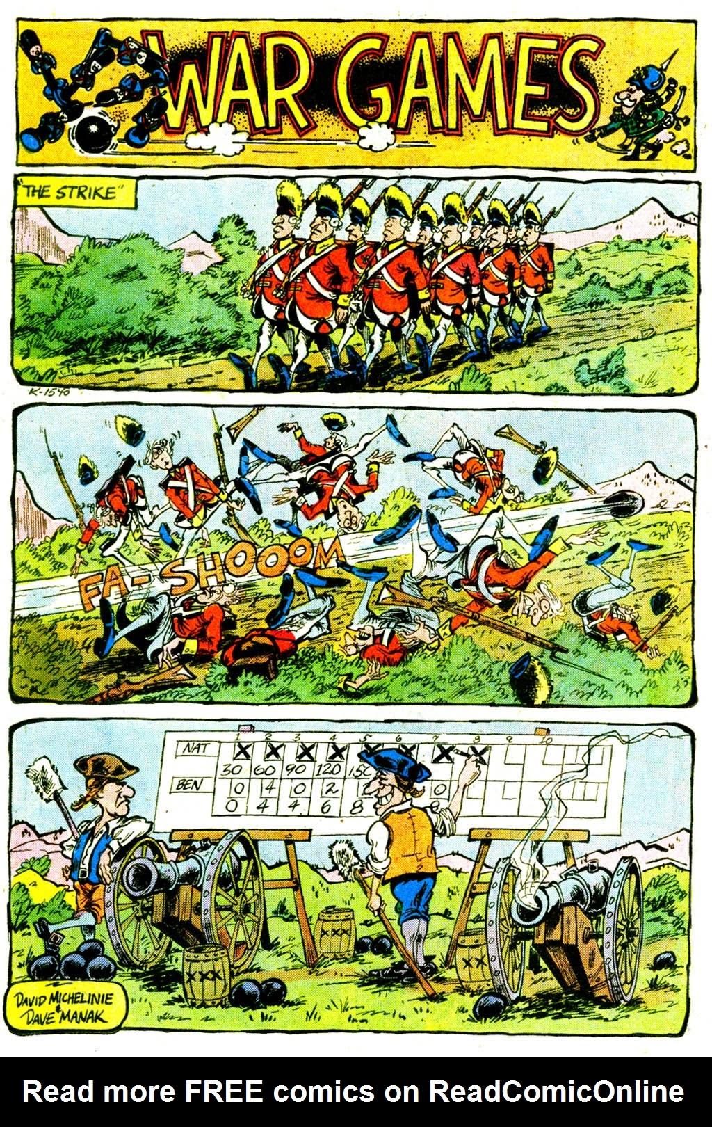 Read online Sgt. Rock comic -  Issue #311 - 21
