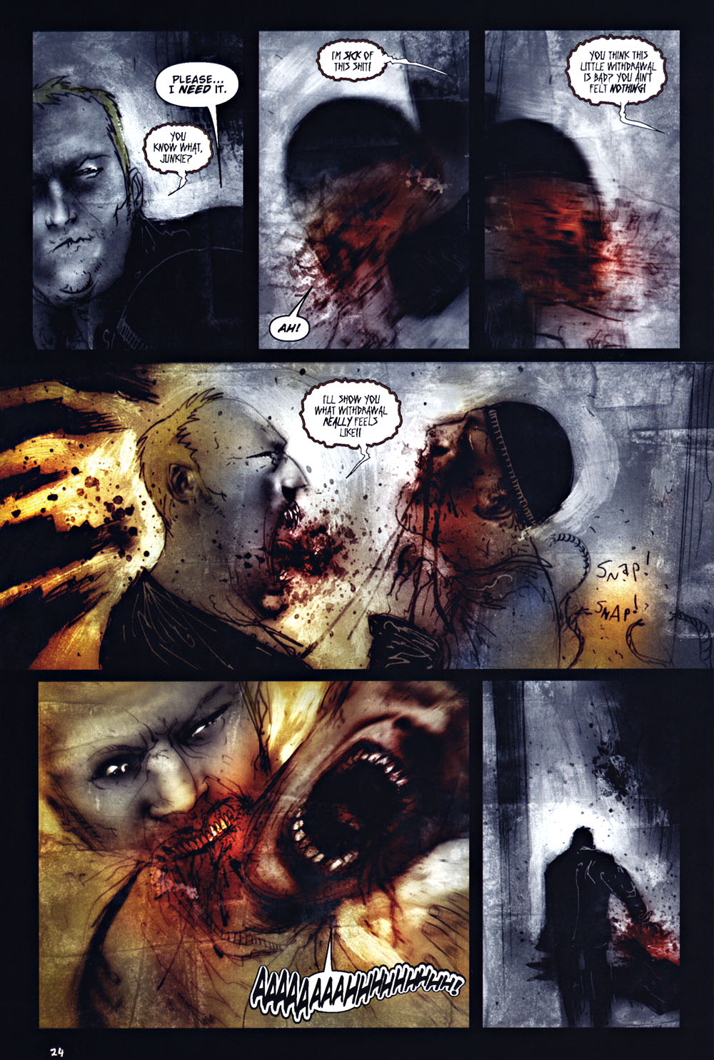 Read online 30 Days of Night: Return to Barrow comic -  Issue #2 - 20
