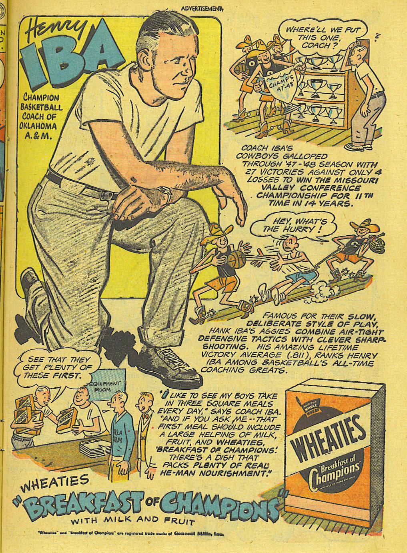 Read online Adventure Comics (1938) comic -  Issue #136 - 13