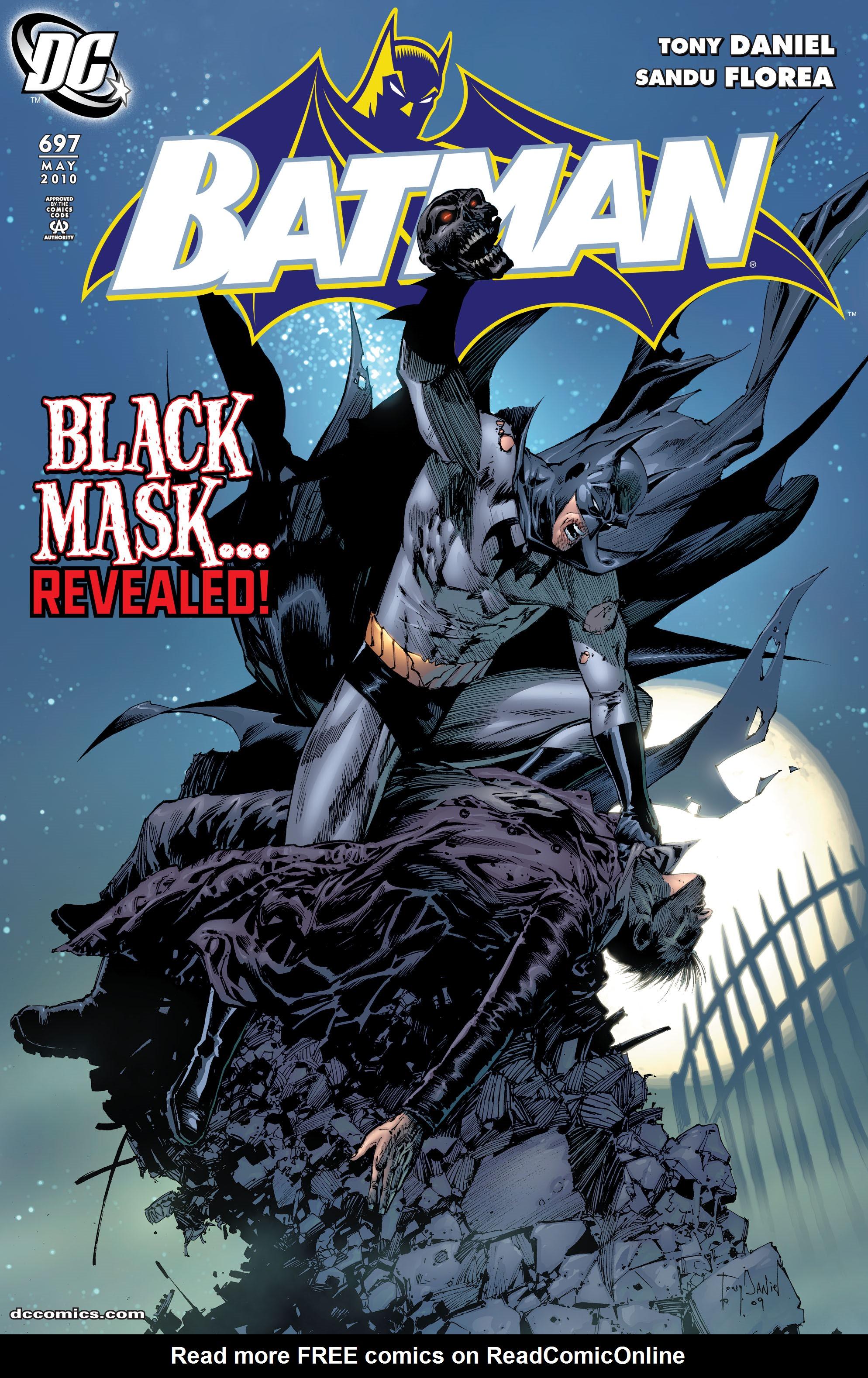 Batman (1940) 697 Page 1