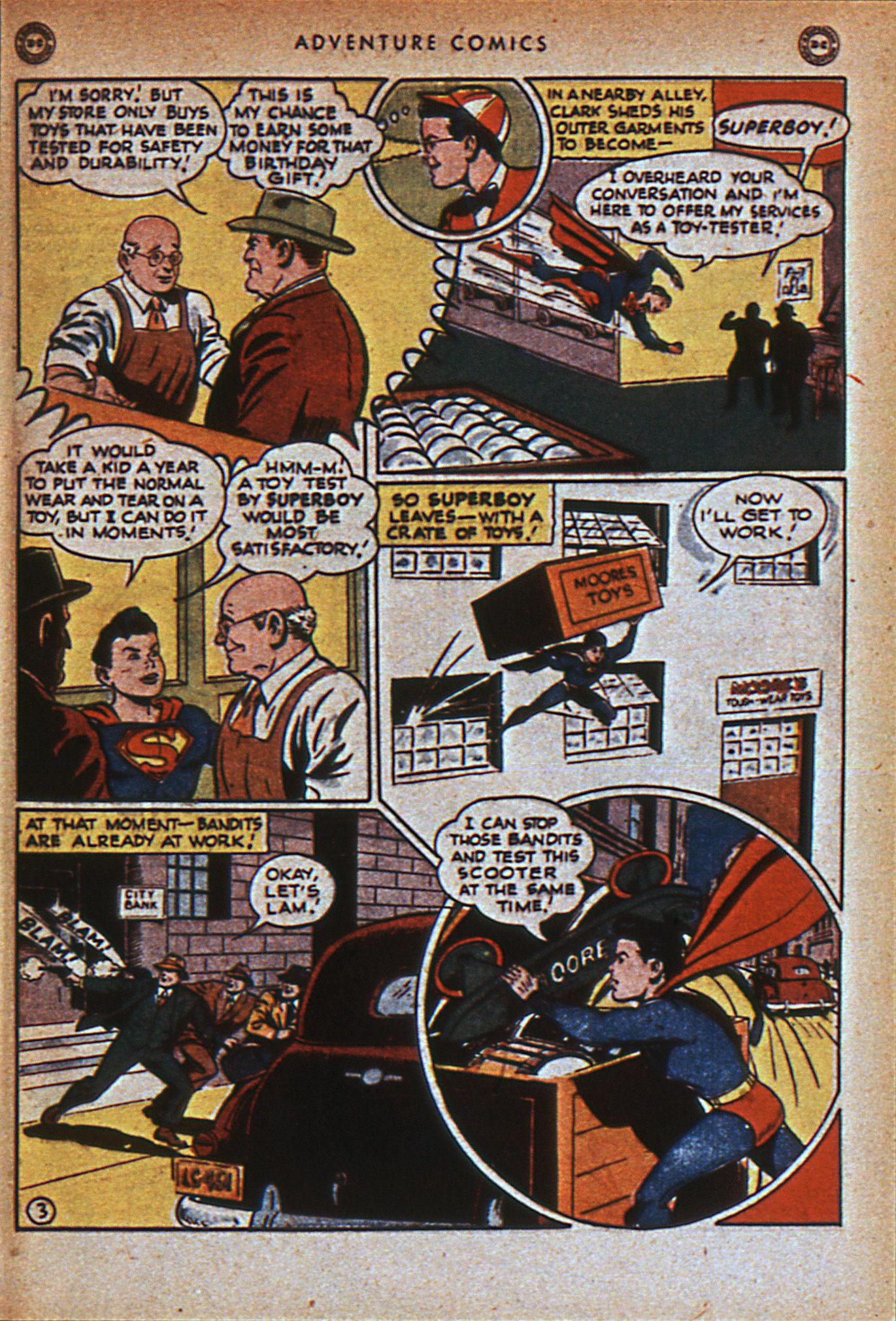 Read online Adventure Comics (1938) comic -  Issue #116 - 6