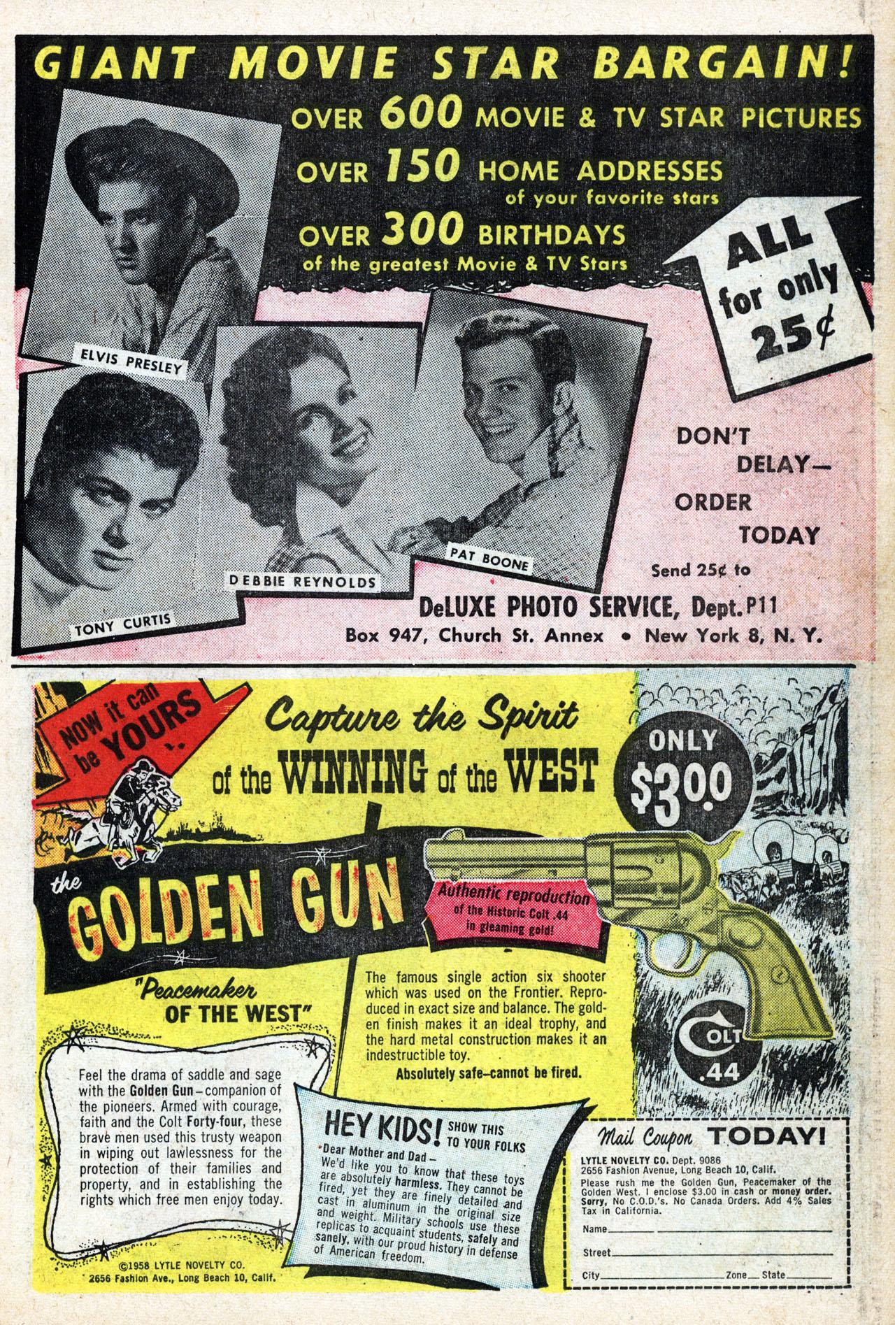 Read online Two-Gun Kid comic -  Issue #46 - 19
