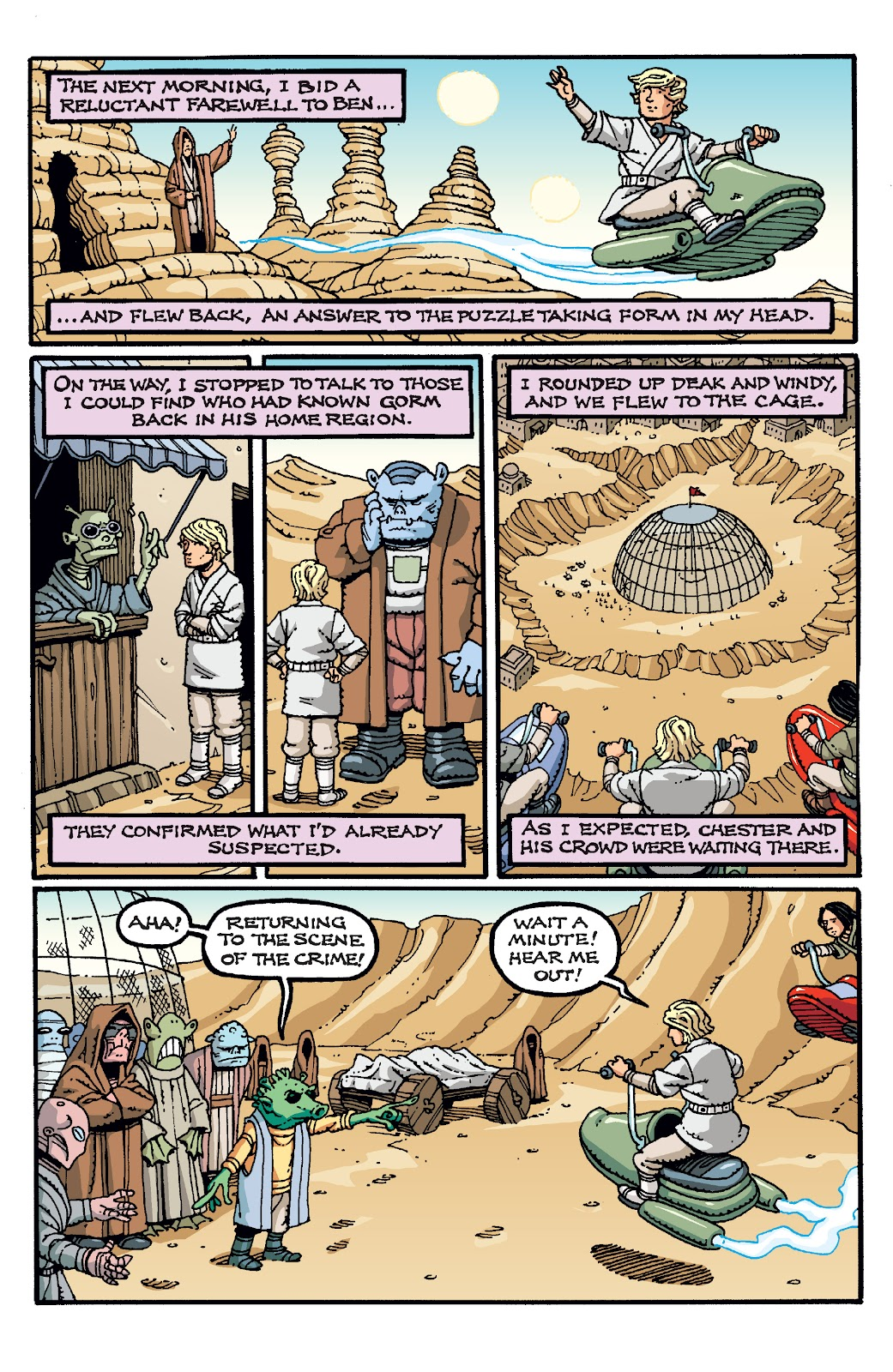 Read online Star Wars Legends Epic Collection: The Empire comic -  Issue # TPB 5 (Part 5) - 62